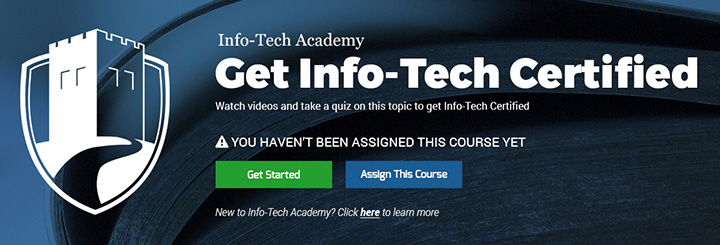 course assign screen