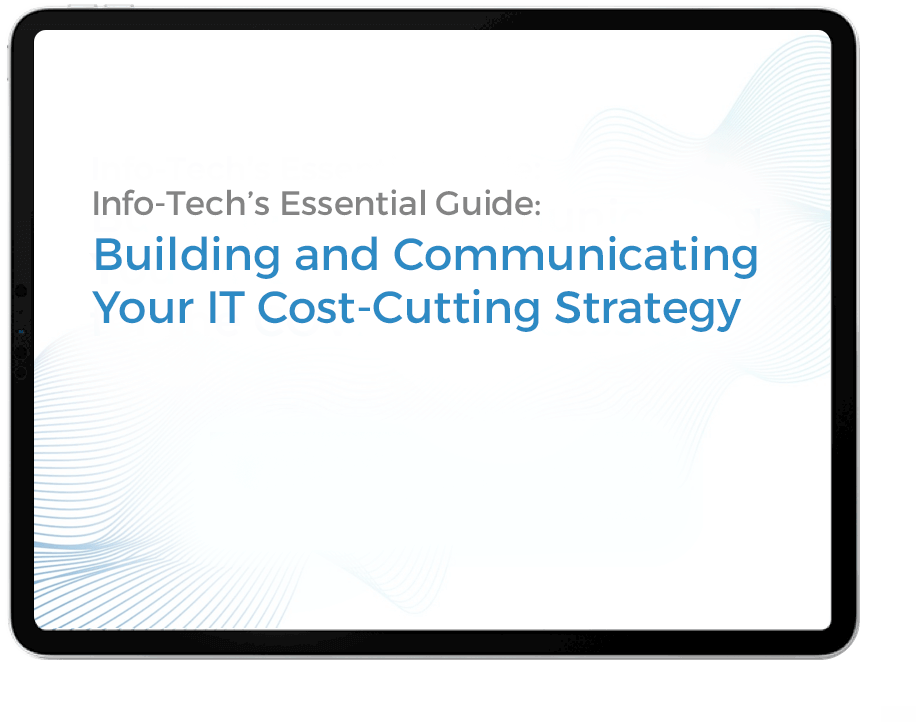 Building and communicating your IT cost-cutting strategy for the covid-19 recession