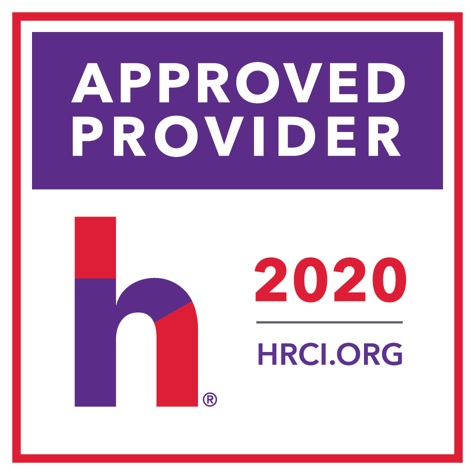 HRCI Institute Recognized Provider Logo