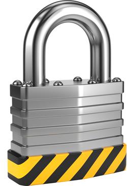 Trial lock